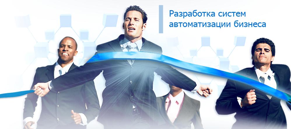 Разработка систем автоматизации бизнеса
